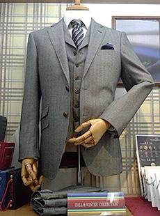 オーダースーツのエフワン・本町店