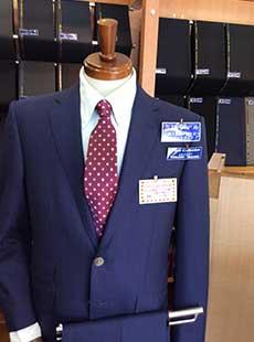 オーダースーツのエフワン・関内店
